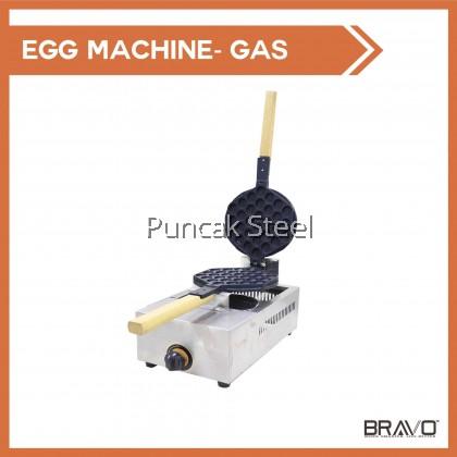 Waffle Hong Kong Egg Bubble Maker (Gas)