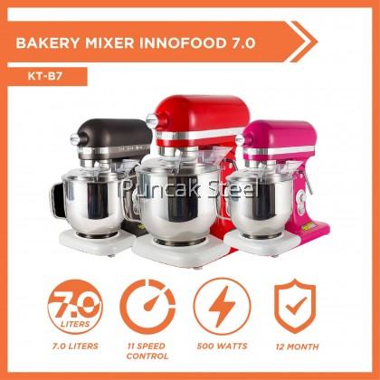 INNOFOOD Bakery Stand Mixer Capacity 7.0 Liter KT-B7
