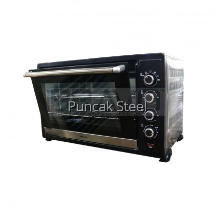Milux Kitchen Oven Capacity 120l